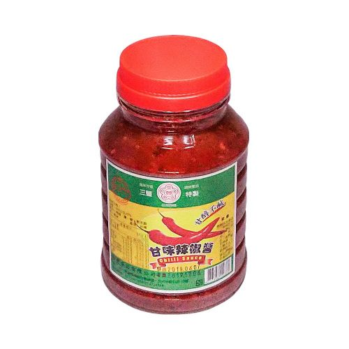 三豐-甘味辣椒醬640g/瓶