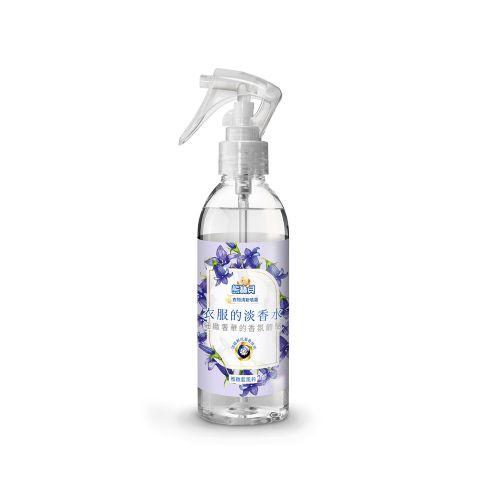 熊寶貝-雅緻藍風鈴衣物清新噴霧200ml/瓶