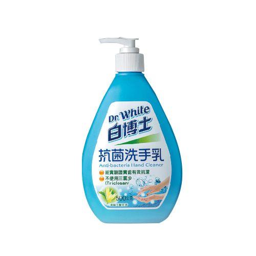 【白博士】殺菌洗手乳500ml/瓶