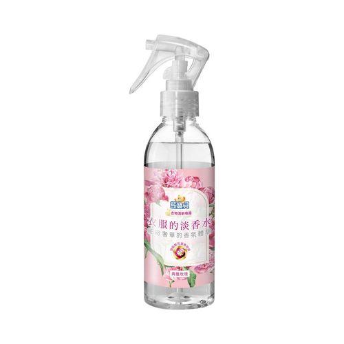 熊寶貝-典雅玫瑰衣物噴霧200ml/瓶