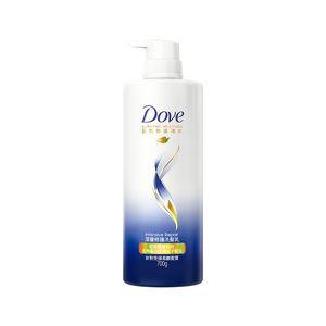 多芬-水潤玫瑰精華洗髮乳500ml/瓶