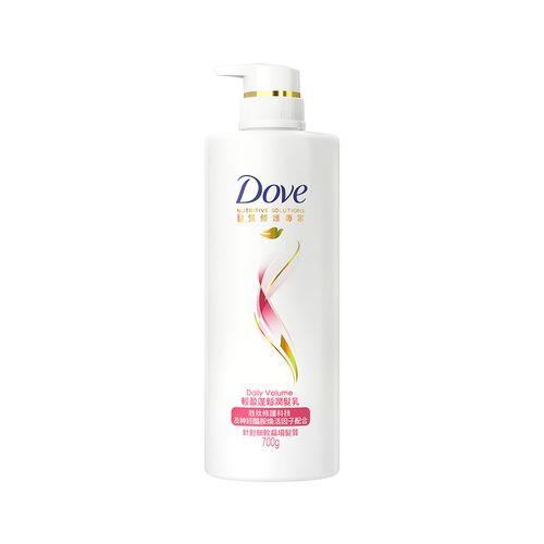 多芬-輕潤保濕潤髮乳660ml/瓶