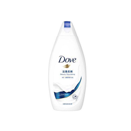 多芬-滋養柔嫩沐浴乳200ml/瓶