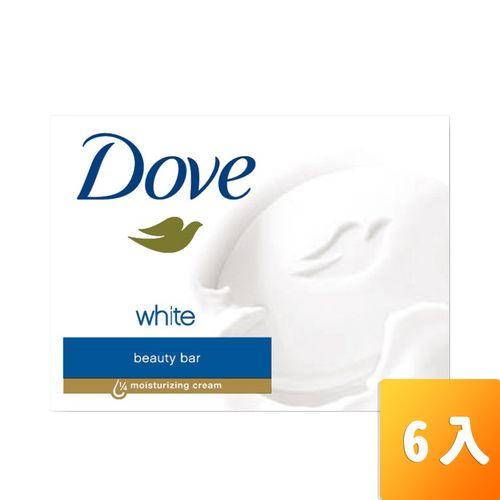 多芬-潔膚香皂100g/個6入/組