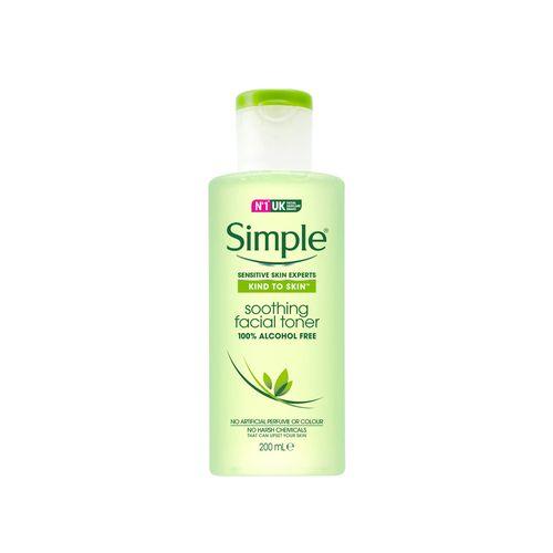 Simple-清妍洋甘菊保濕化妝水200ml/瓶