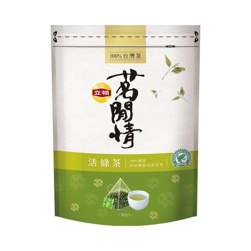 立頓-茗閒情活綠茶2.5gx36入/袋