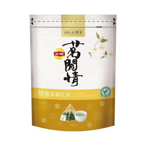 立頓-茗閒情茉莉花茶2.8gx36入/袋