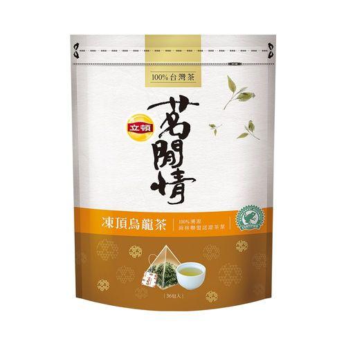 立頓-茗閒情凍頂烏龍茶2.8gx36入/袋