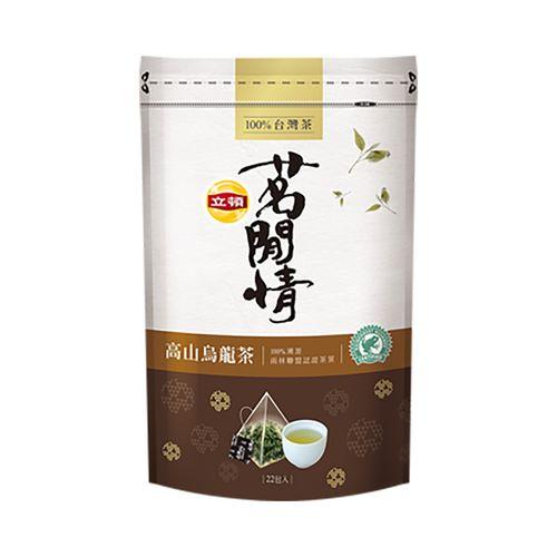 立頓-茗閒情高山烏龍茶2.8gx22入/袋