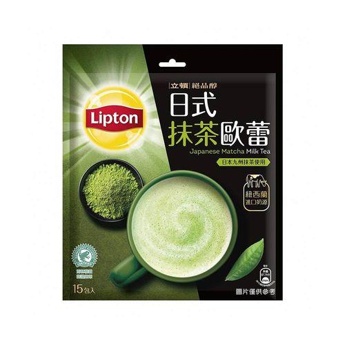 立頓-比利時巧克力奶茶粉19gx16入/袋