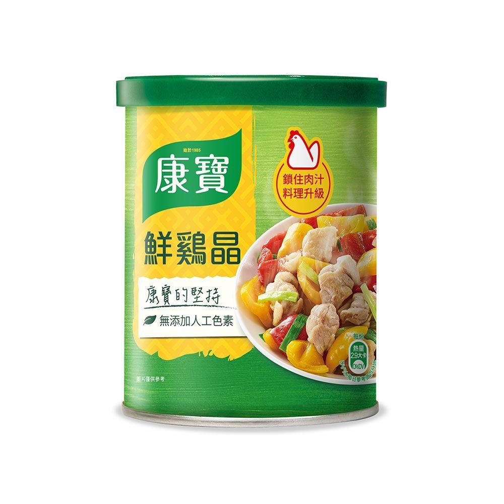 康寶-新鮮雞晶500g/瓶