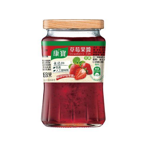康寶-草莓果醬200g/瓶