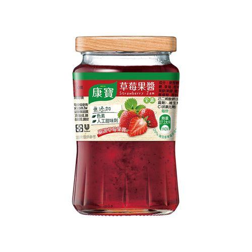康寶-草莓果醬400g/瓶