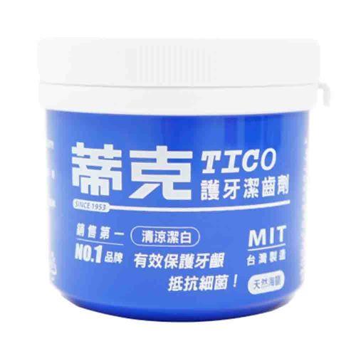 蒂克-護牙潔齒劑-天然海鹽140g/瓶