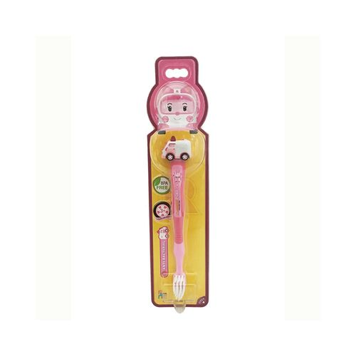 波力-兒童牙刷(安寶造型)/卡