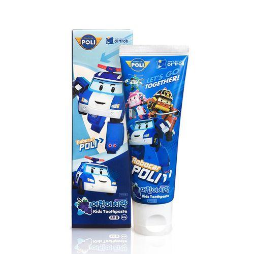 波力-兒童牙膏(葡萄口味)80g/條