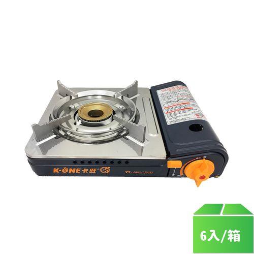 卡旺-A002攜帶式卡式爐/台6入/箱