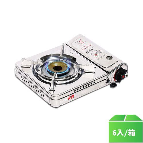 卡旺-A003攜帶式卡式爐/台6入/箱