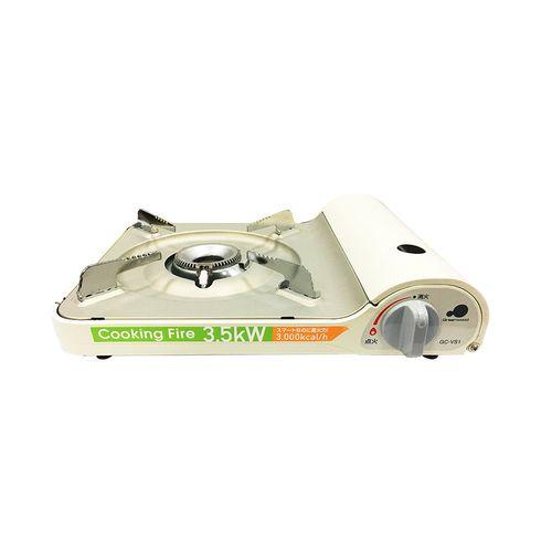 卡旺-格林伍德gCVS1(C)P攜帶式卡式爐白/台