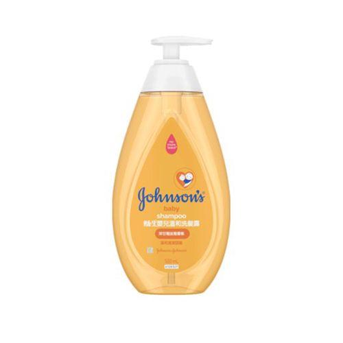 嬌生-嬰兒溫和洗髮露500ml/瓶
