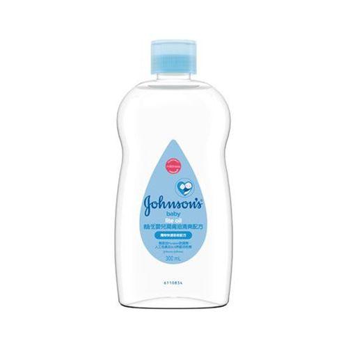 嬌生-LITE嬰兒潤膚油-清爽配方125ml/瓶