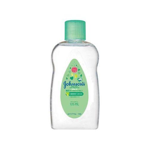 嬌生-嬰兒潤膚油-含蘆薈+維他命E125ml/瓶