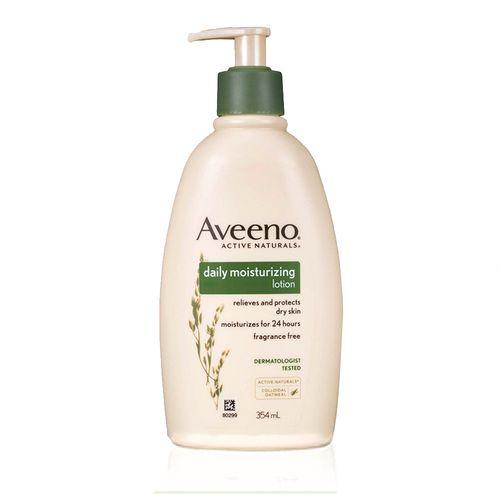 Aveeno-艾惟諾燕麥保濕乳354ml(綠色)/瓶