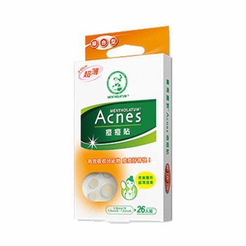 曼秀雷敦-Acnes(綜合型26片)痘痘貼/盒