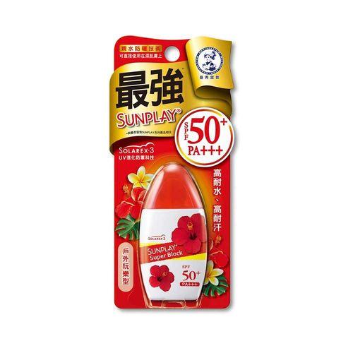 曼秀雷敦-sunplay戶外玩樂防曬乳液35g/瓶