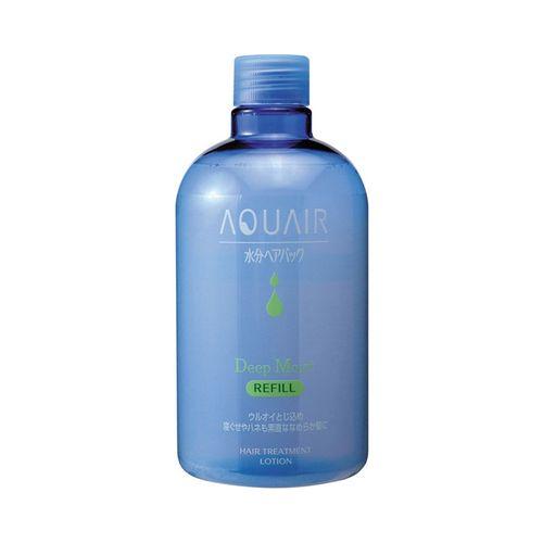 阿葵亞-水分瞬間柔順髮液補充瓶380ml/瓶