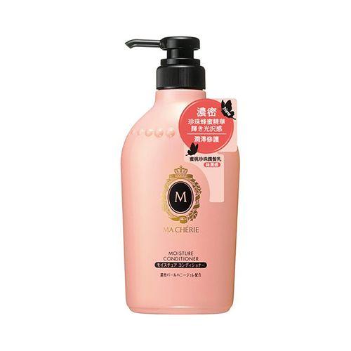 瑪宣妮-蜜桃珍珠絲潤感潤髮乳450ml/瓶