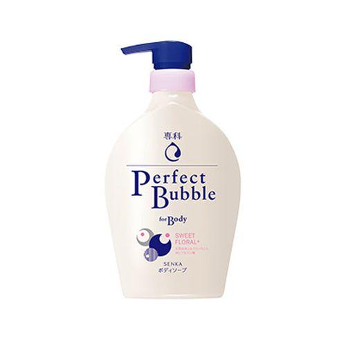 洗顏專科-超微米泡泡浴乳(甜蜜)500ml/瓶