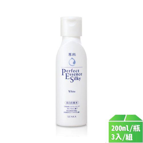 洗顏專科-完美透白化妝水清爽型200ml/瓶3入/組