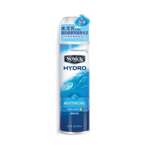 舒適牌-水次元刮鬍露(保濕型)240ml/瓶