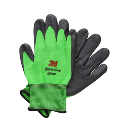 3M-止滑耐磨手套(綠M)/雙