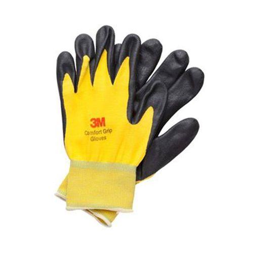 3M-止滑耐磨手套(黃L)/雙