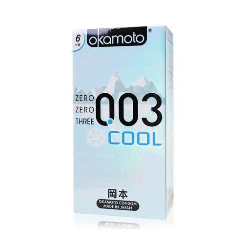 岡本OK-003COOL冰炫6入/盒