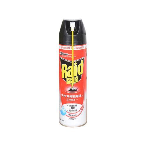 雷達-快速蟑螂螞蟻藥噴霧殺蟲劑(無味)550ml/瓶