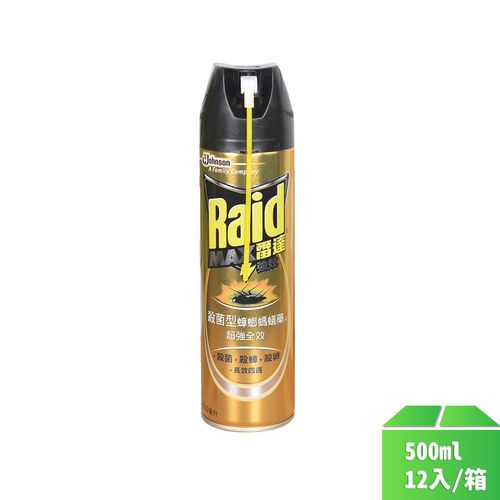 雷達-快速蟑螂螞蟻藥(殺菌型)500ml/瓶 12入/組