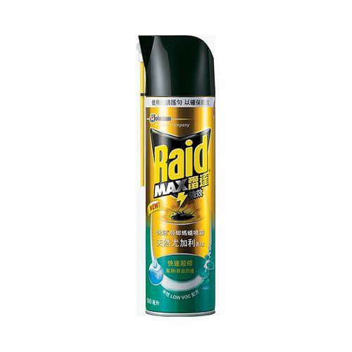 雷達-快速蟑螂螞蟻噴霧殺蟲劑(尤加利)500ml/瓶