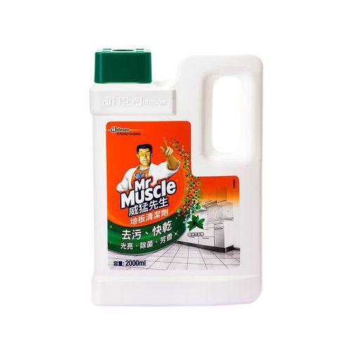 威猛先生-愛地潔地板清潔劑(森林芬多精)2000ml/瓶
