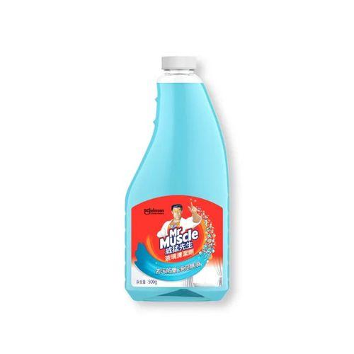 威猛先生-玻璃清潔劑500g/瓶