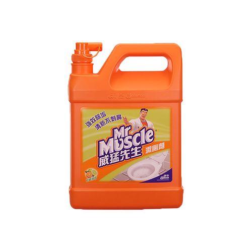 威猛先生-潔廁劑柑橘清香加侖桶3785ml/瓶