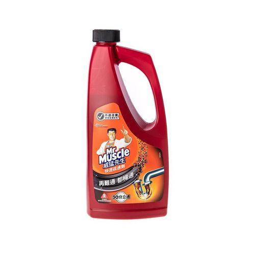 威猛先生-快速通樂兩用劑960g/瓶