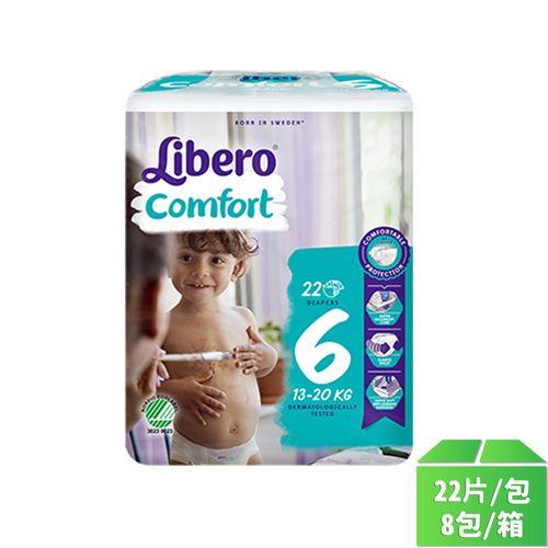 麗貝樂嬰兒尿褲XL號22片-8包/箱