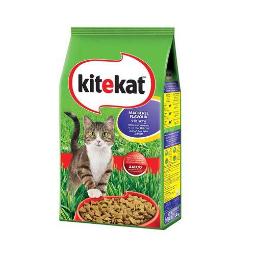 KiteKat-乾糧鯖魚口味1.4kg/包