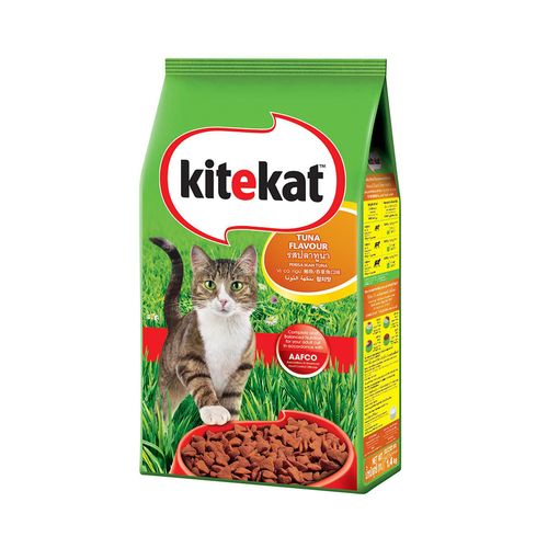 KiteKat-乾糧鮪魚/吞拿魚口味1.4kg/包