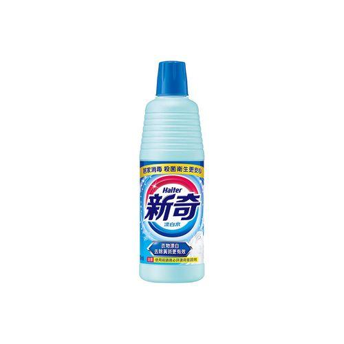 【新奇】漂白水600ml/罐