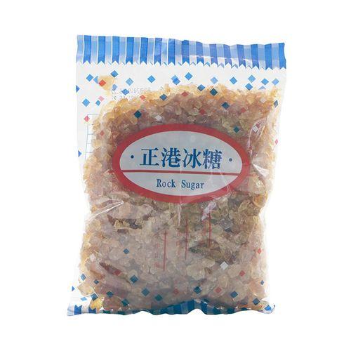 正港-天然紅冰糖500g/包