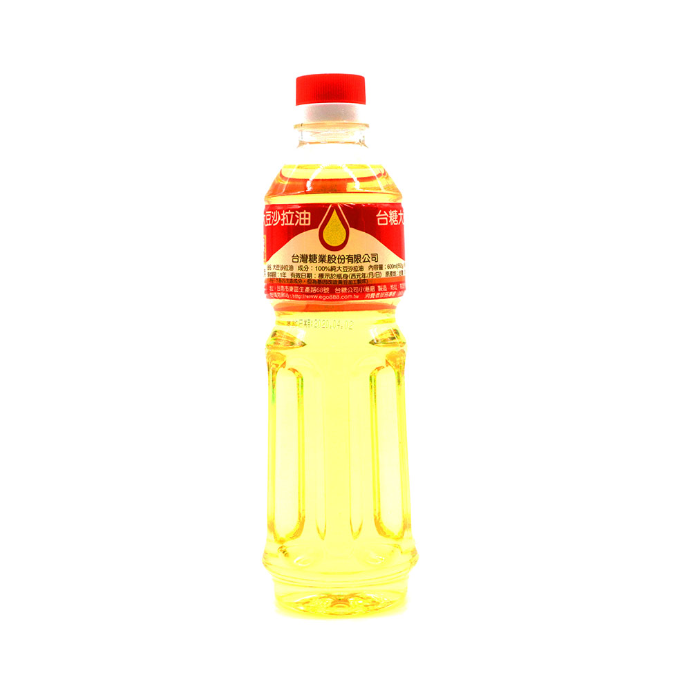 台糖-沙拉油600ml/瓶